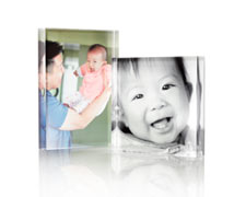 Acrylic Photo Block