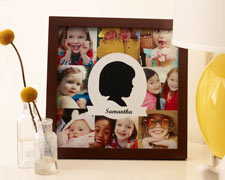 10x10 Silhouette Frame