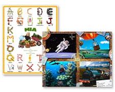 Adventure & Educational Posters