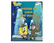 SpongeBob and Me: Super Detectives
